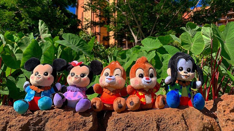 Aulani, A Disney Resort & Spa Wishables collection