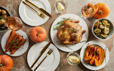 Enjoy Thanksgiving Specialities at Disney Springs and Downtown Disney Restaurants