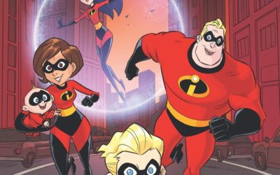 "Exclusive: Dark Horse Comics Announces New Incredibles 2 ""Slow Burn"" Miniseries"