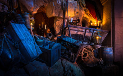 Extinct Attractions - The Legend of Jack Sparrow