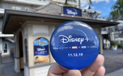 Disney+ Pop-Up Destination Opens at Disney Springs