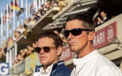 "Film Review: ""Ford v. Ferrari"" (Fox)"
