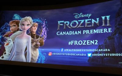 """""""Frozen 2"""" Canadian Premiere: A D23 Event"""