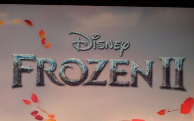"""Frozen 2"" Cast and Crew Talk Power Ballads, the Idoldom of Idina Menzel, and More During Press Conference"