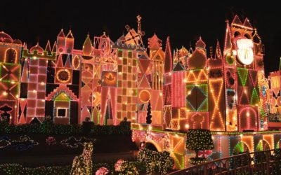 """it's a small world"" After Hours Perk Available for Disneyland Resort Annual Passholders"