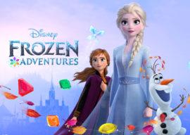 "Jam City's ""Disney Frozen Adventure"" Mobile Game Available Now"