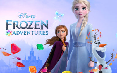 "Jam City's ""Disney Frozen Adventure"" Mobile Game Available Now"