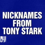 """""""Jeopardy!"""" Quizzes Contestants With """"Nicknames From Tony Stark"""" Category"""