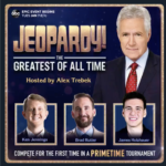 """Jeopardy!"" to Have Prime-Time Championship on ABC in January Featuring The Game's Three Highest Money Winners"