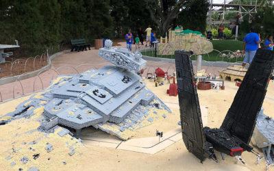 LEGOLAND Florida to Close Star Wars Miniland Display
