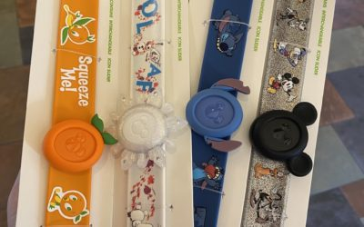 MagicBand Slap Bracelets Make Their Way to Disney Springs