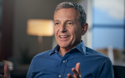 MasterClass Announces Business Strategy & Leadership Course Taught by Disney CEO Bob Iger