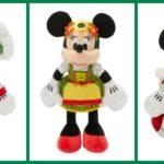 Mickey and Minnie Epcot World Showcase Plush Arrive on shopDisney
