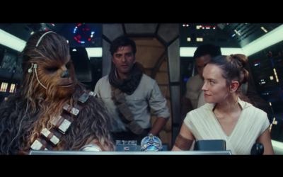 """New Clip, Special Look Released for """"Star Wars: The Rise of Skywalker"""""""