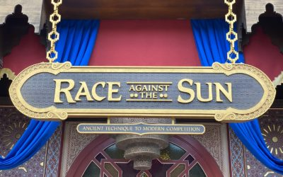New Exhibit Now Open in the Morocco Pavilion at Epcot