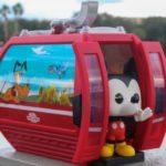 New Mickey Mouse Disney Skyliner Funko Pop! Figure Coming to Walt Disney World