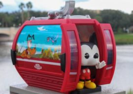 New Mickey Mouse Disney Skyliner Funko Pop! Figure Coming to Walt Disney World
