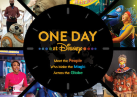 """Book Review: """"One Day at Disney"""""""