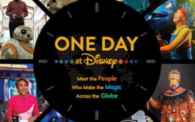"Book Review: ""One Day at Disney"""