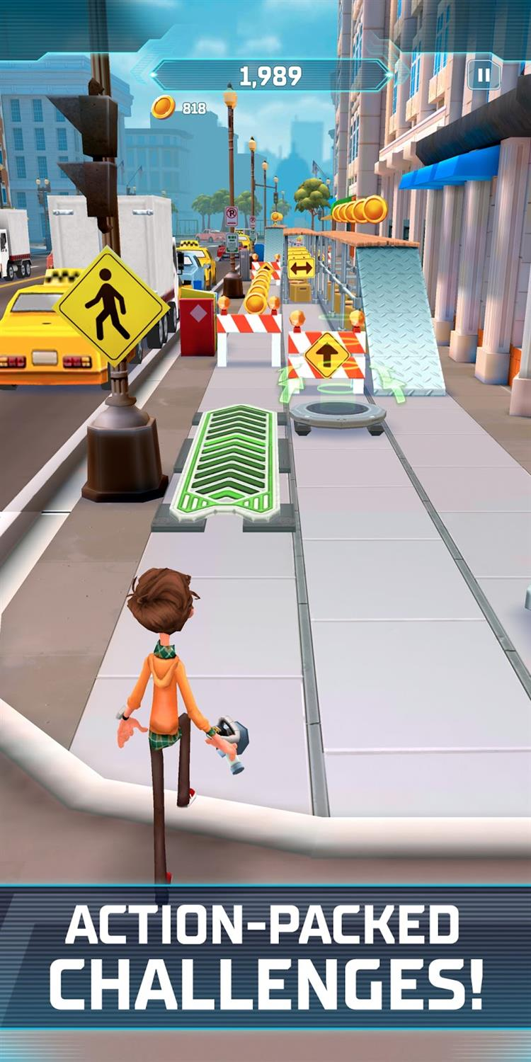 Spies In Disguise Agents On The Run Mobile Game To Launch This Fall Laughingplace Com