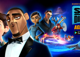 """Spies in Disguise: Agents on the Run"" Mobile Game to Launch This Fall"