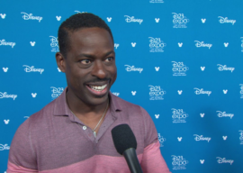 """Sterling K. Brown Will Provide Vocal Talent to Upcoming Disney+ Documentary and Short Form Series """"One Day at Disney"""""""