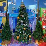 Take A Stroll Along the Disney Springs Christmas Tree Trail