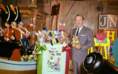 The Walt Disney Family Museum Offering General Admission Discounts for Toys for Tots Donations