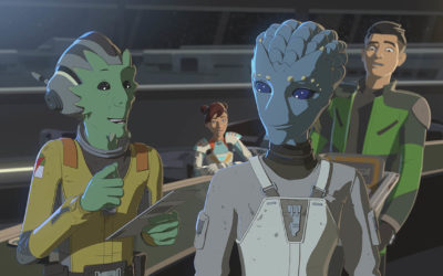 "TV Recap: ""Star Wars Resistance"" Season 2, Episode 5 - ""The Engineer"""