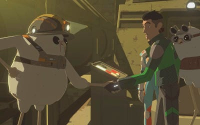 "TV Recap: ""Star Wars Resistance"" Season 2, Episode 6 - ""From Beneath"""
