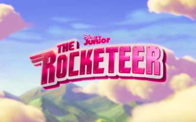 "TV Review - ""The Rocketeer"" on Disney Junior"