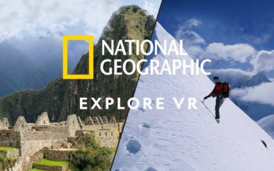 """VR Review: """"National Geographic Explore VR"""""""