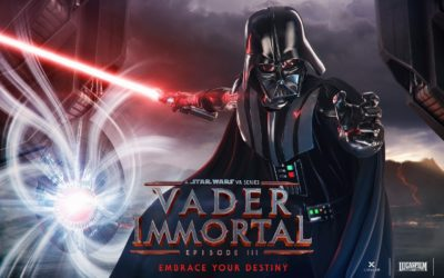 "VR Review - ""Star Wars: Vader Immortal"" Episode III"