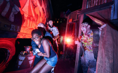 Dates Set for Halloween Horror Nights 30 at Universal Orlando Resort