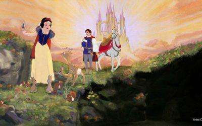 Details, Concept Art Revealed for Major Snow White's Scary Adventures Refurbishment at Disneyland