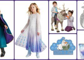 "A Flurry of New ""Frozen 2"" Merchandise Now On shopDisney"