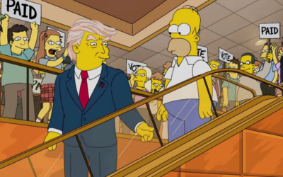 "A Guide to the Predictions of ""The Simpsons Predicts The Future"" Watchlist on Disney+"