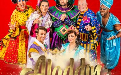 """Aladdin and Jasmine Actors in UK Production of """"Aladdin"""" Get Engaged in Real Life"""