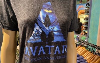 Avatar 10th Anniversary Merchandise Now Available in Disney's Animal Kingdom