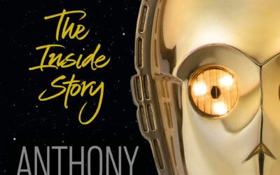 """Book Review: """"I Am C-3PO"""" by Anthony Daniels"""