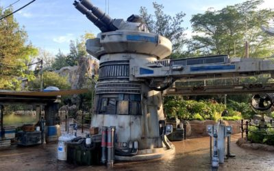 CNN Goes Behind the Scenes of Walt Disney World's Technical Marvel, Star Wars: Rise of the Resistance