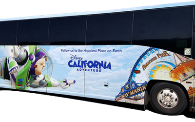 Coach USA to Cease Operation of Disneyland Resort Express Shuttle Service in Early January