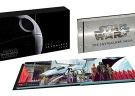 9 Film, 27 Disc, 4K UltraHD Release of The Complete Star Wars Skywalker Saga Set for Release in March