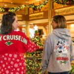 Disney Cruise Line Offers Exclusive Collection of Holiday Merchandise