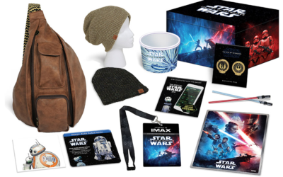 """Disney Movie Club Boxes Present New """"Star Wars: The Rise of Skywalker"""" Limited Edition Box"""