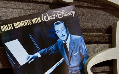 "Disney Music Emporium Offers Free CD ""Great Moments With Walt Disney"" with Any Purchase"