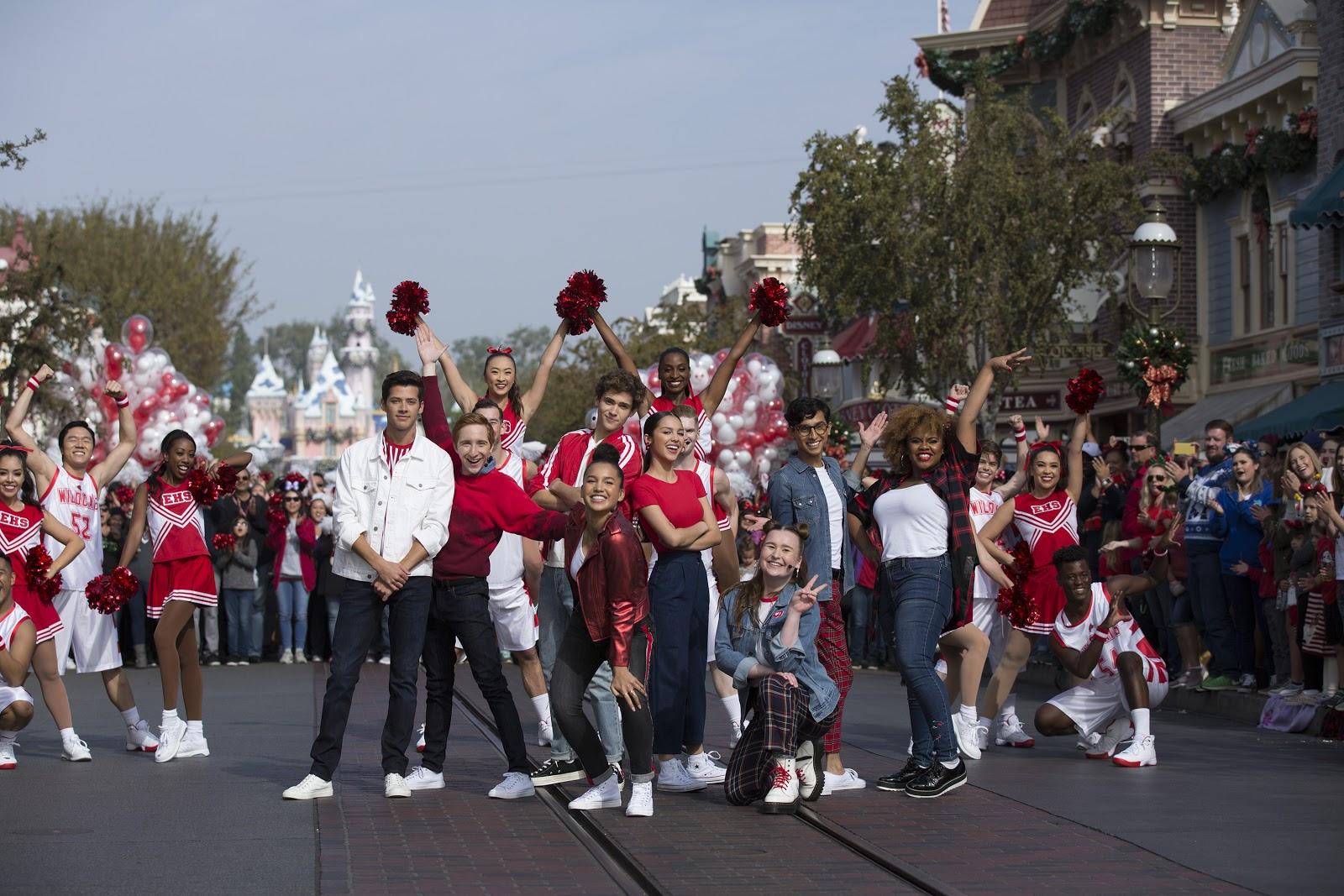 """Disney Parks Christmas Day Parade 2020 Disney Parks Magical Christmas Day Parade"""" to Air Christmas"""