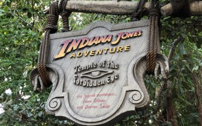 """Experience Review: """"Indiana Jones Adventure - The Gifts of Mara"""" at Disneyland"""