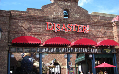 Extinct Attractions - Universal's Earthquake and Disaster