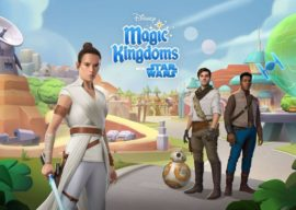 """Gameloft Introduces Star Wars Characters and Locations to """"Disney Magic Kingdoms"""""""